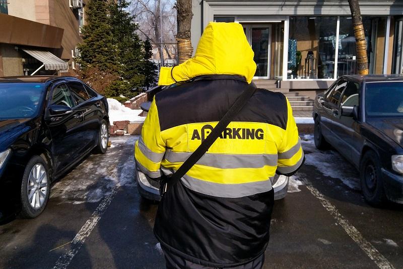 Тарифы на парковки в Алматы и Нур-Султане могут измениться