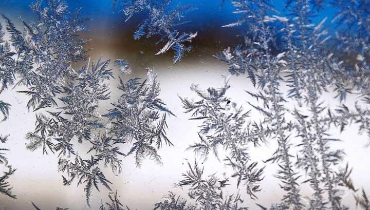 Сильные морозы придут на север Казахстана в начале ноября