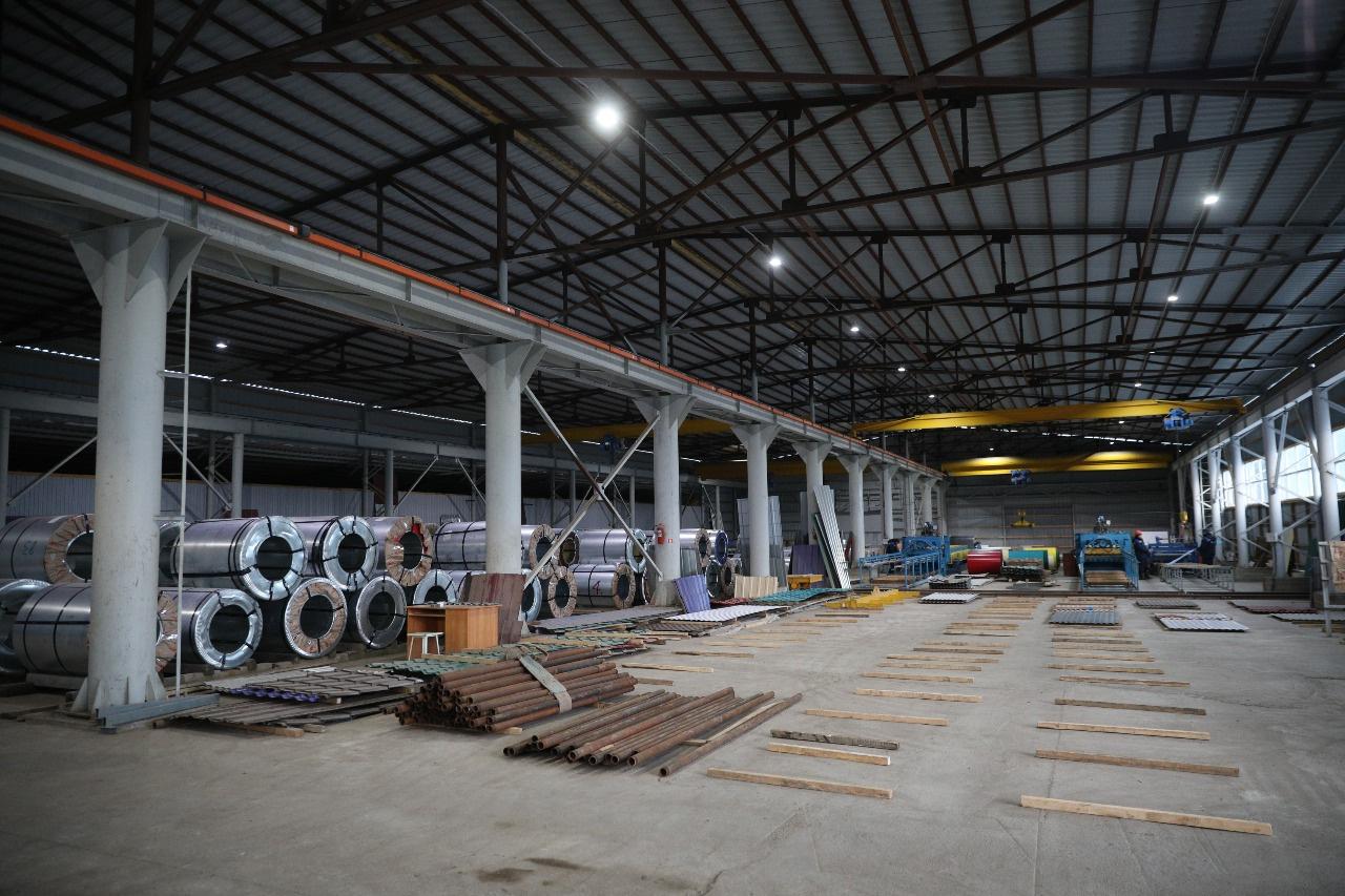 Завод по производству строительных материалов намерены ввести в эксплуатацию в Актобе