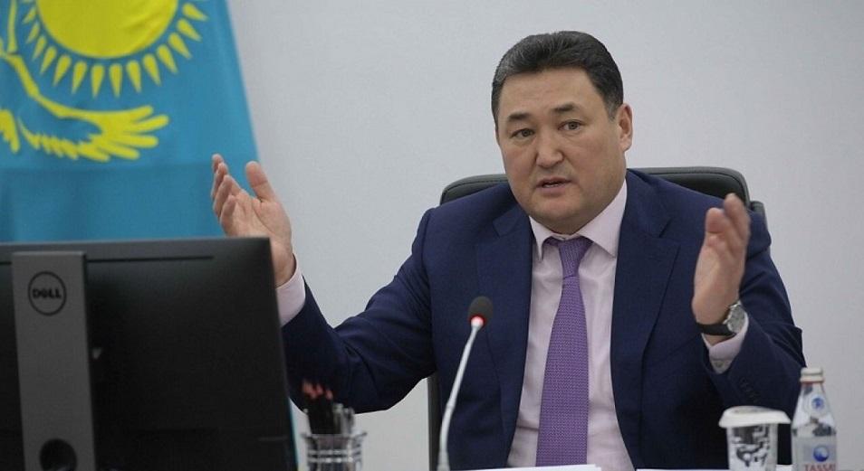 Аким Павлодарской области подозревается в превышении должностных полномочий