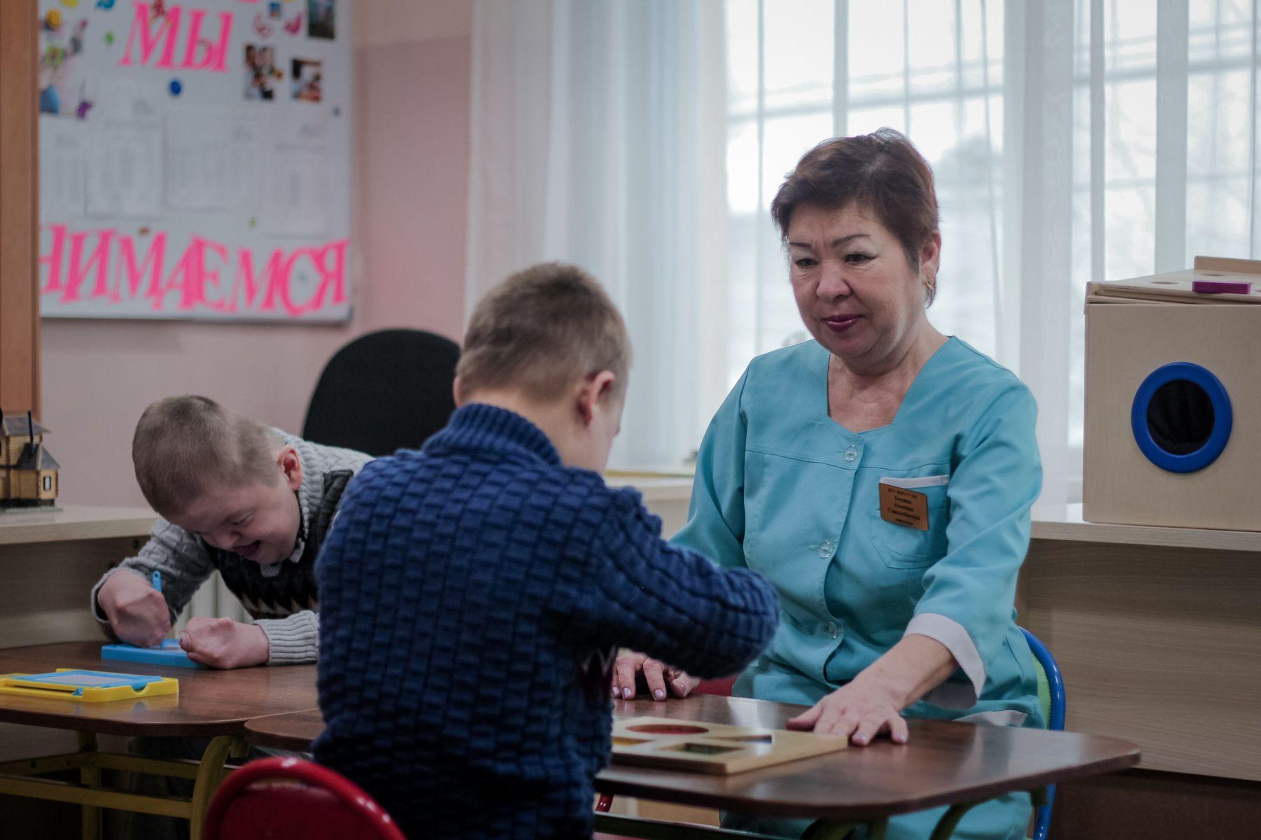 В Казахстане надо реформировать систему психолого-медико-педагогических консультаций людей с инвалидностью
