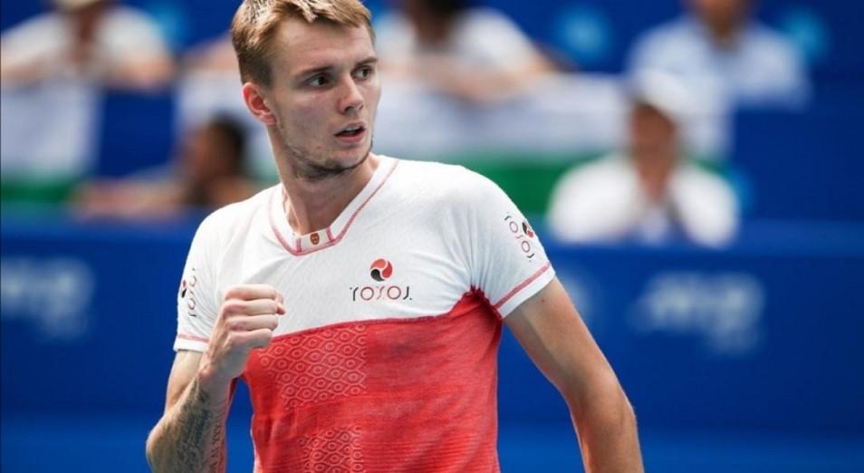Бублик добрался до финала турнира ATP 250 в Чэнду