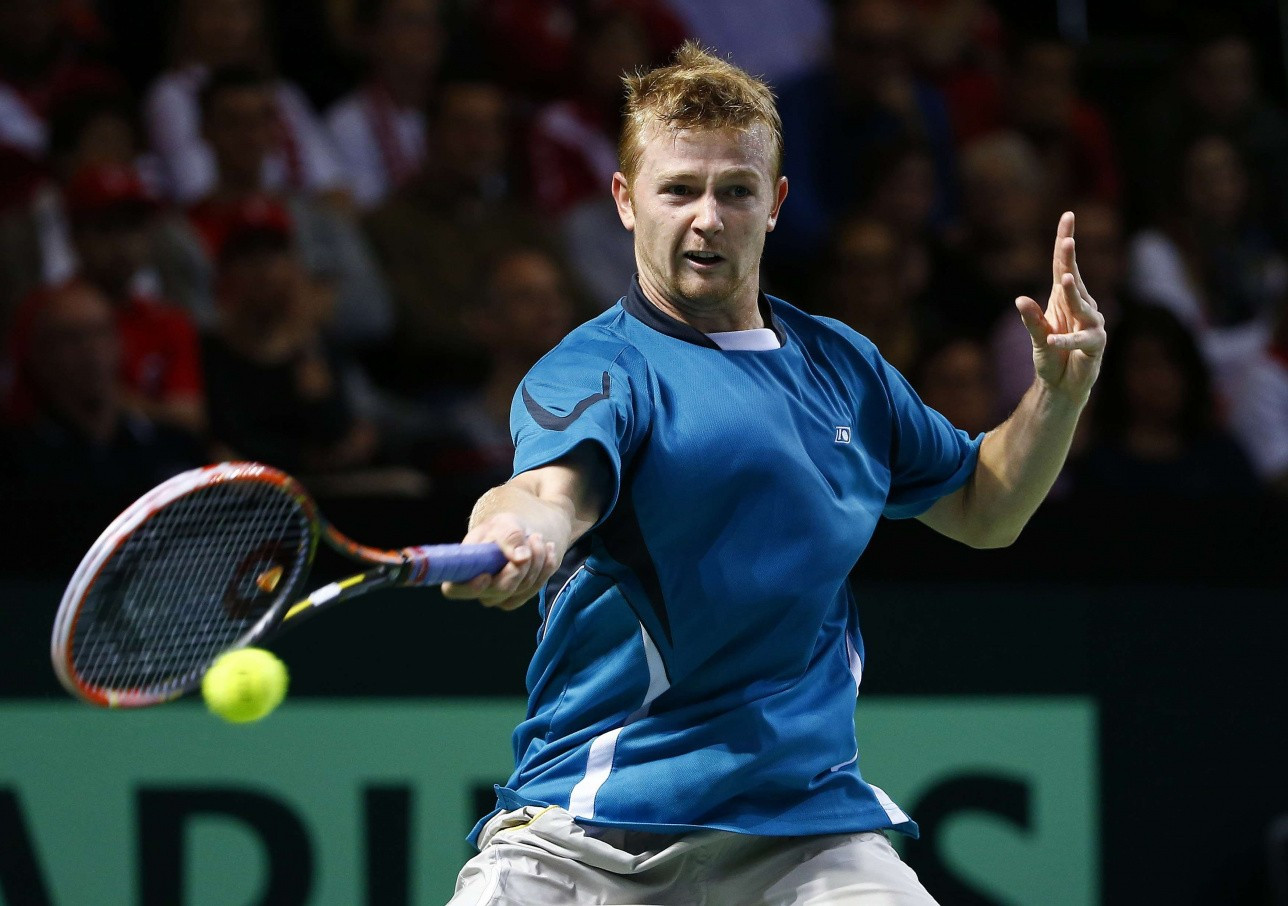 Голубев поборется за выход в финал на теннисном турнире в Италии