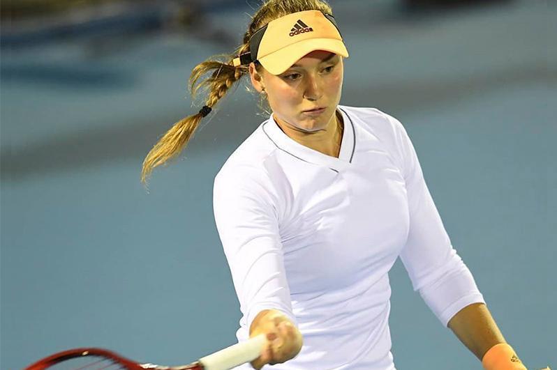 Теннис: Елена Рыбакина Хобарт турнирінің жеңімпазы атанды