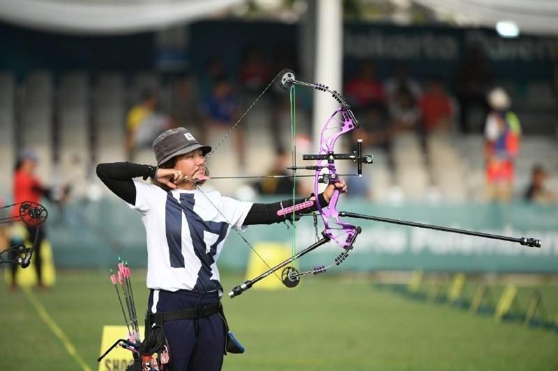 Чемпионат Азии по стрельбе из лука: женская команда из Казахстана стала третьей