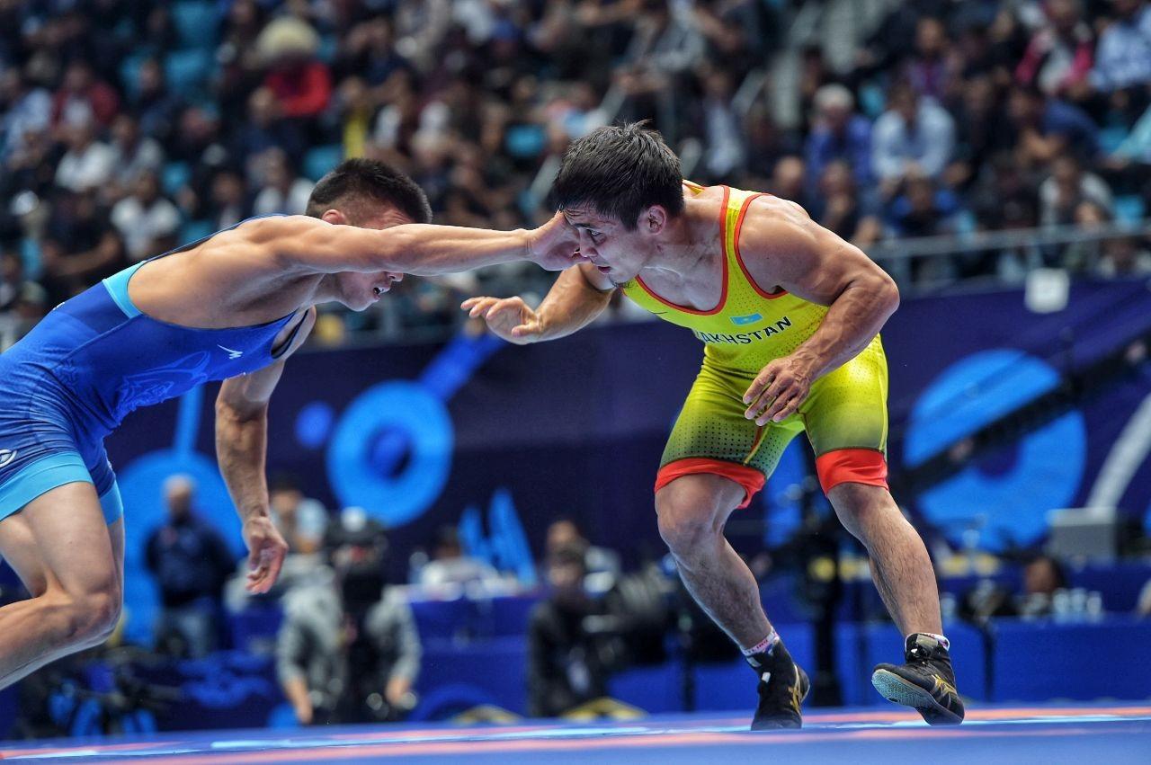 Дәулет Ниязбеков Қонаев турнирінің күміс жүлдегері атанды