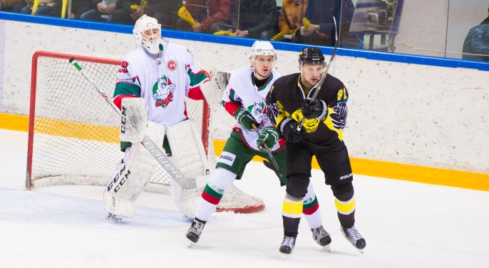 Регулярка ВХЛ: «Сарыарке» не удалось подкрасться к «Барсу»