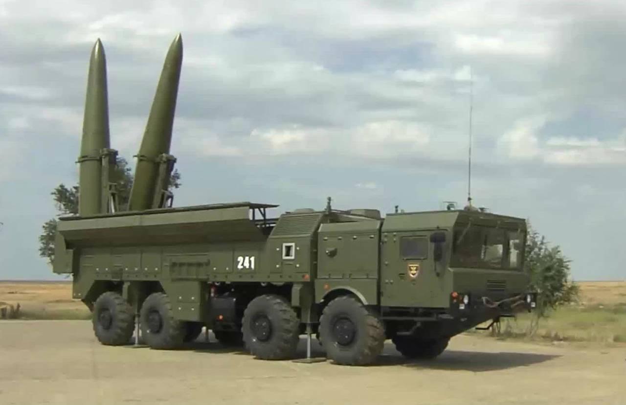 """Ракетные комплексы """"Искандер-М"""" будут перебазированы в Казахстан на время учений """"Центр-2019"""""""