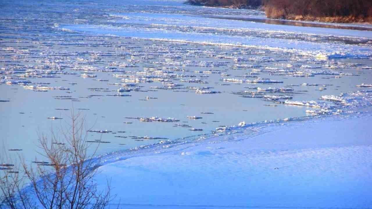 Еліміздің төрт аймағындағы өзендердің мұзы ериді