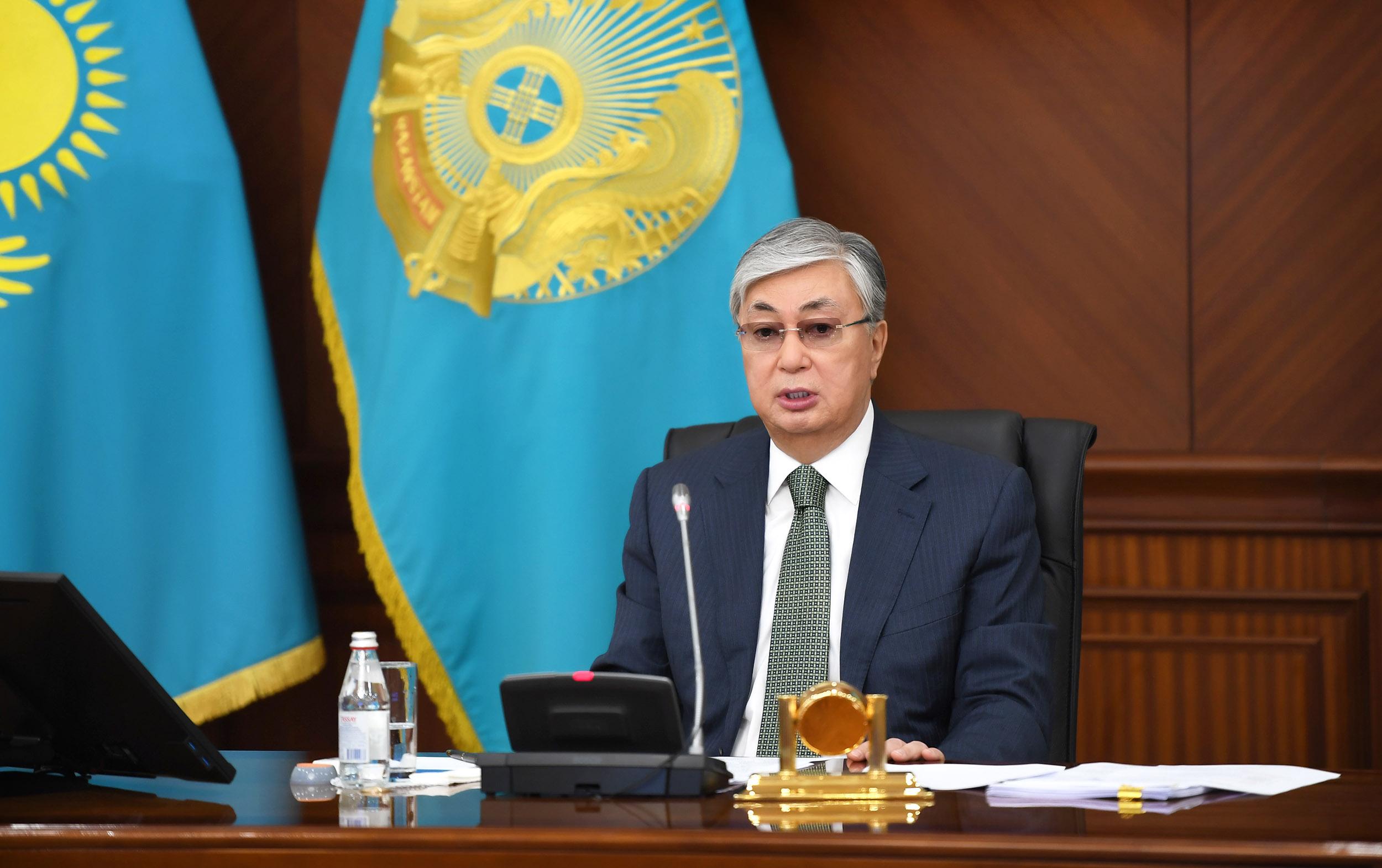 Касым-Жомарт Токаев поручил разобраться в ситуации с финкомпаниями, нанесшими материальный ущерб гражданам