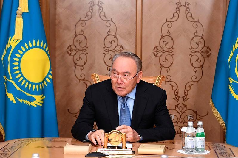Нұрсұлтан Назарбаев Бас прокурорды қабылдады
