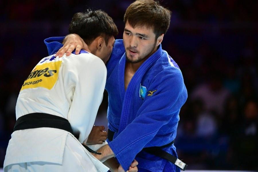 Два казахстанца сразятся за бронзу на международном турнире по дзюдо серии Masters