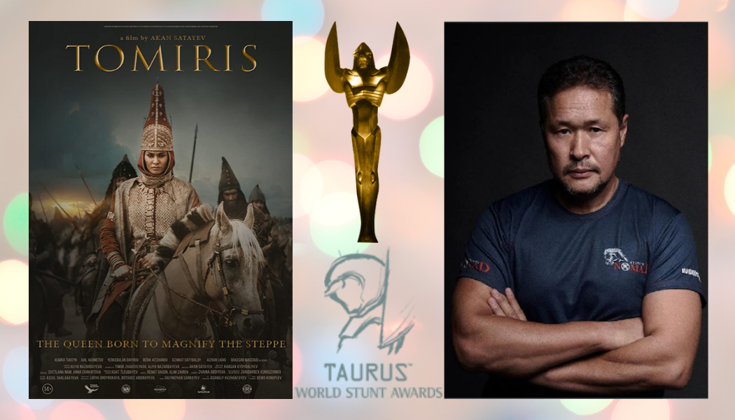 Каскадеры РК номинированы на премию Taurus World Stunt Awards