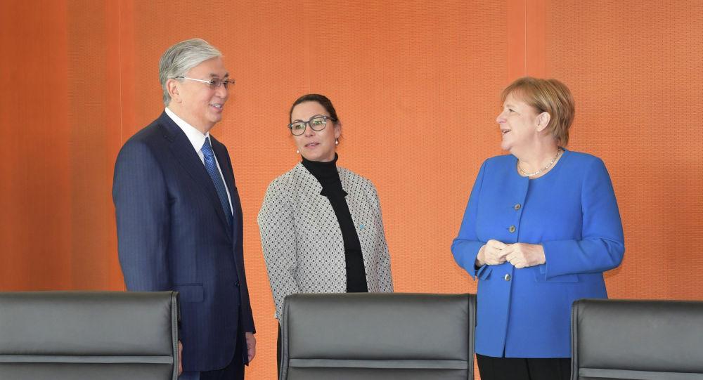Президент Германия сапарында 2 млрд доллардың келісіміне қол қояды