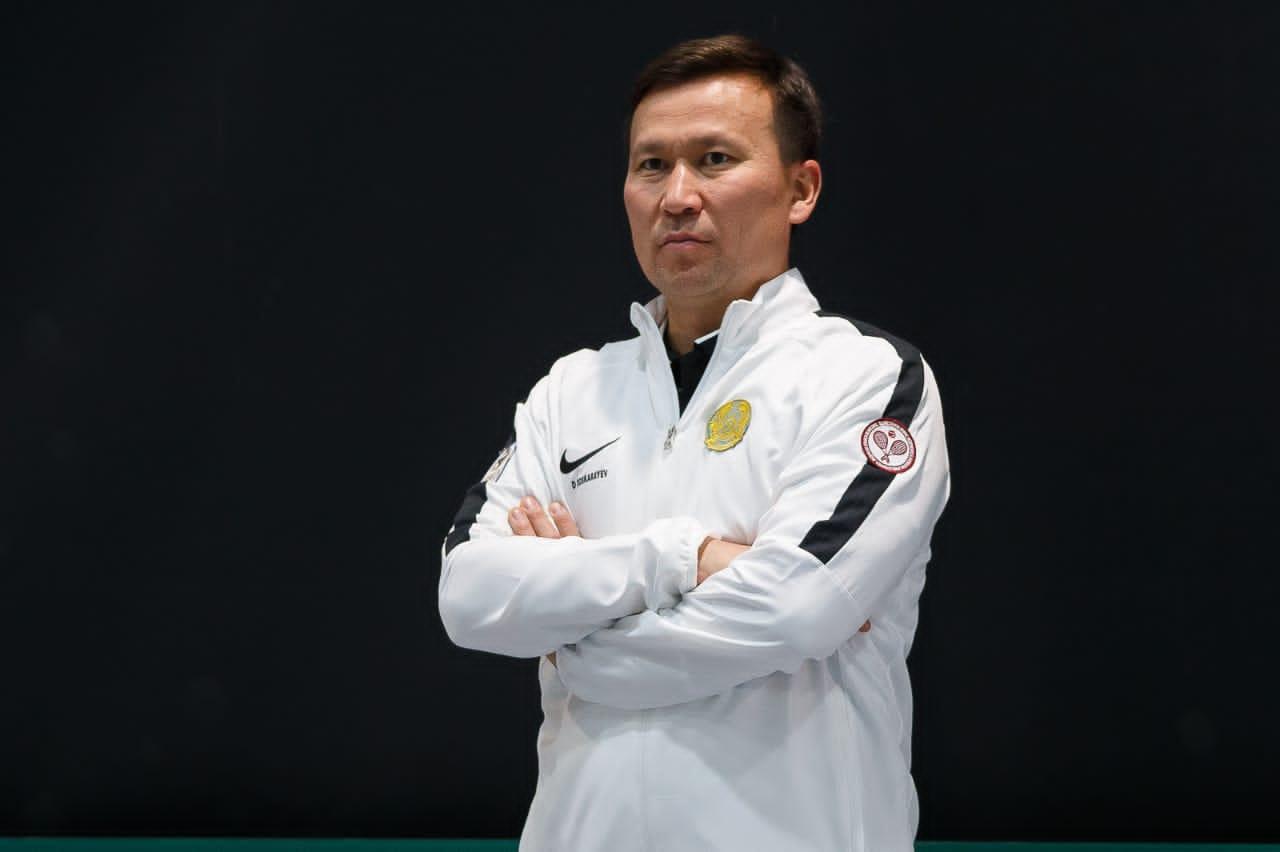 Диас Досқараев: Токиода теннистен медаль күтеміз