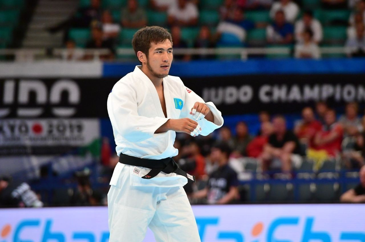 Гран-при по дзюдо в Тель-Авиве: Ерлан Серикжанов вышел в финал