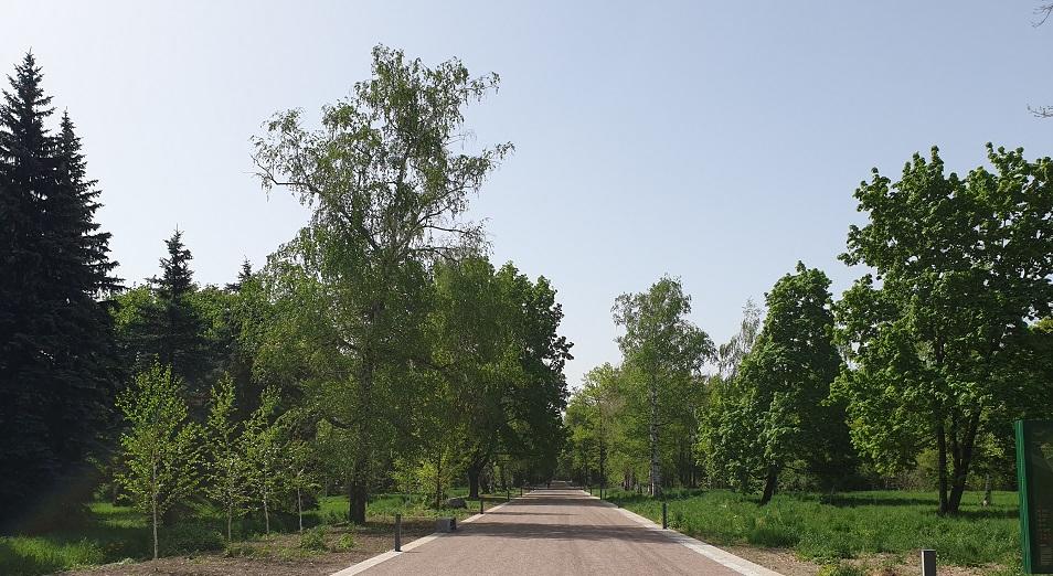 Ботанический сад Алматы «расцвел» за год