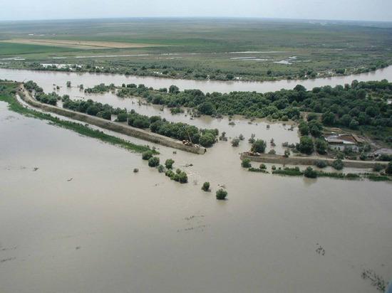 322 населенных пункта в РК под угрозой затопления