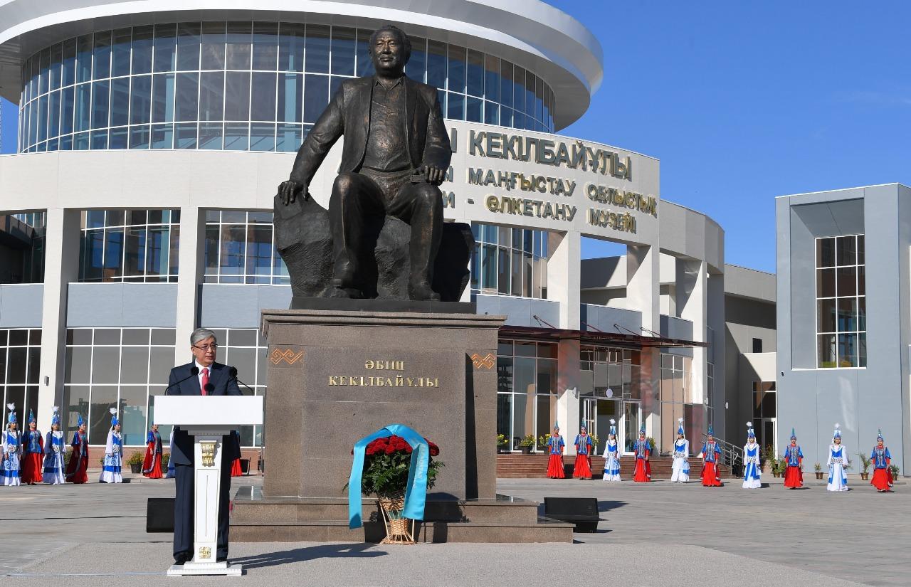 Көпшілік мемлекет болмаса, ұлт болмайтынын ұғынғаны жөн – Қасым-Жомарт Тоқаев