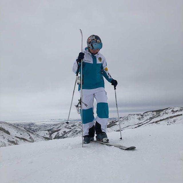 Анастасия Городко фристайл-могулдан тағы да алтын алды