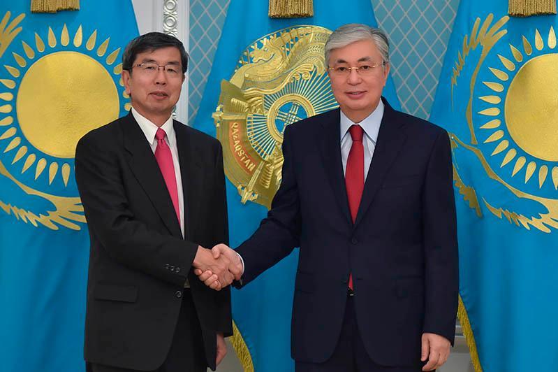 Мемлекет басшысы Азия даму банкінің президентін қабылдады
