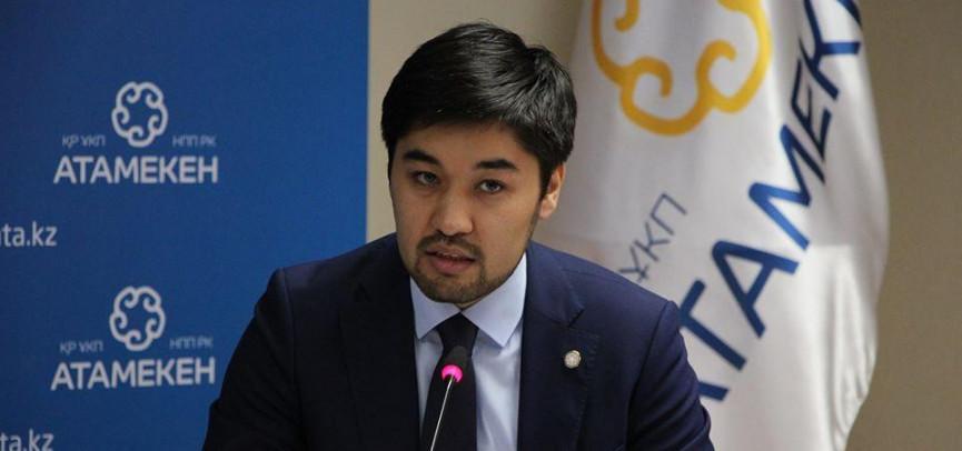 Необходимы цифровые решения для бизнеса – Олжас Ордабаев