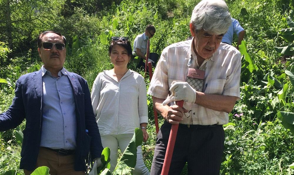 Общественный совет Алматы поддержал проект по развитию экотуризма в Иле-Алатауском нацпарке