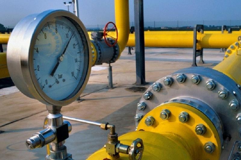 Түркістанда тұрғын үйлер табиғи газға қосылды