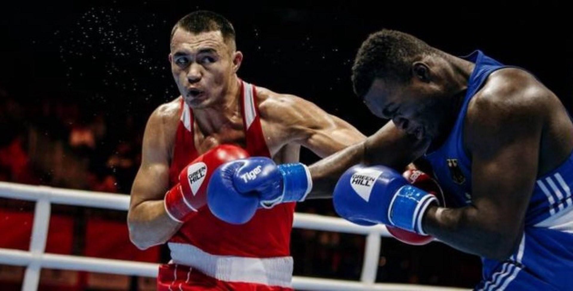 Команда Казахстана по боксу проведет совместные сборы с Кубой