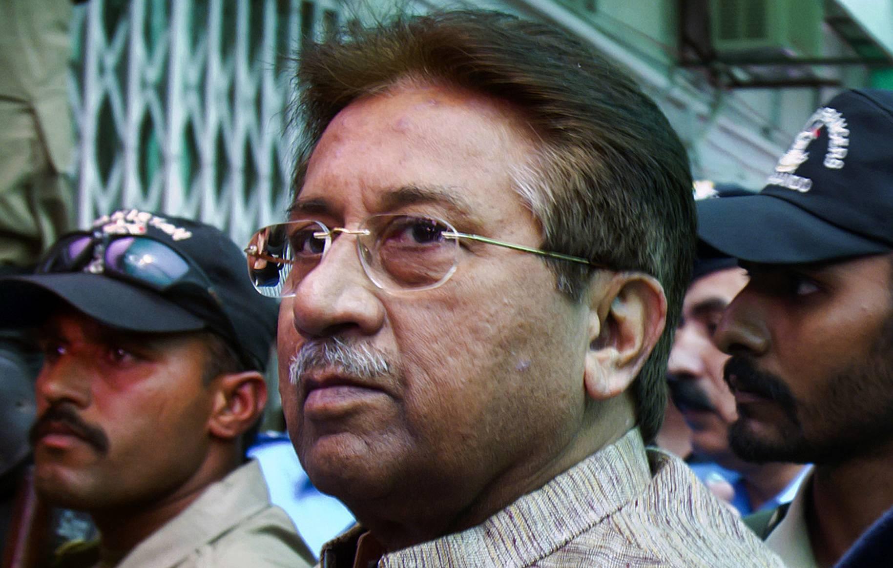 Бывшему президенту Пакистана Мушаррафу вынесли смертный приговор