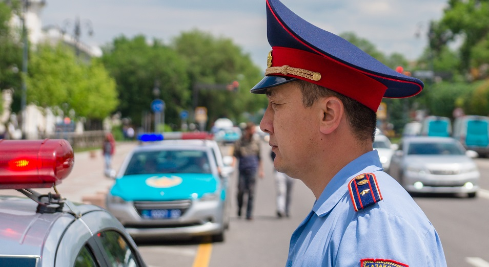 Что происходит на улицах Алматы?