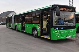 Общественный транспорт в Алматы не станет электрическим