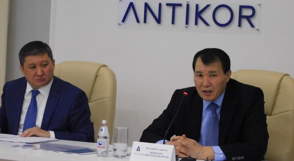 Алик Шпекбаев: «У нас ситуация перевернутой пирамиды»