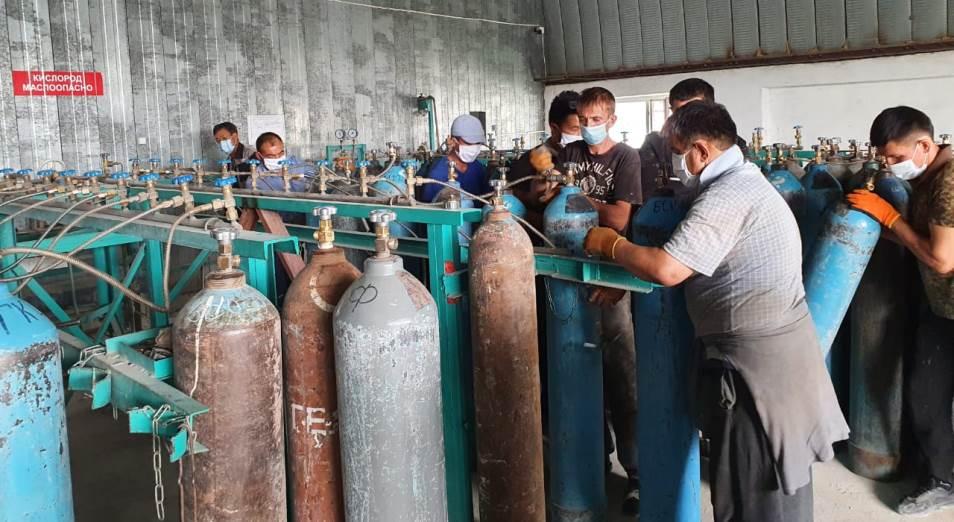 Криогенный завод в Шымкенте на грани выживания и просит субсидий