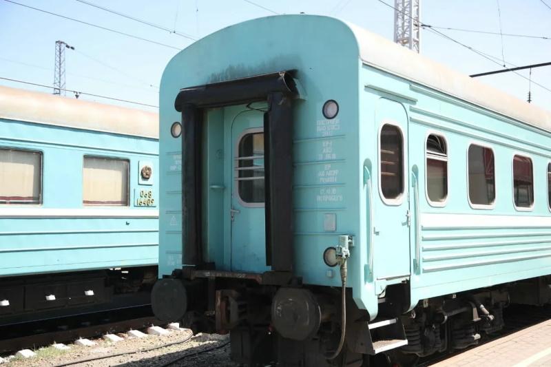 Ряд железнодорожных станций переименовали в Казахстане