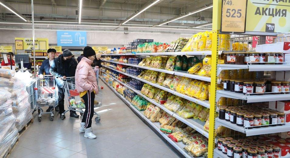 Продовольственная инфляция оказалась на максимуме за 3,5 года