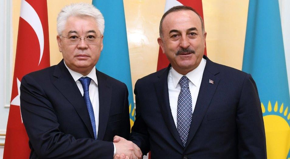 Казахстан и Турция активизируют сотрудничество, Турция, Казахстан, сотрудничество, торговля, МИД РК, Бейбут Атамкулов, Товарооборот, импорт, экспорт