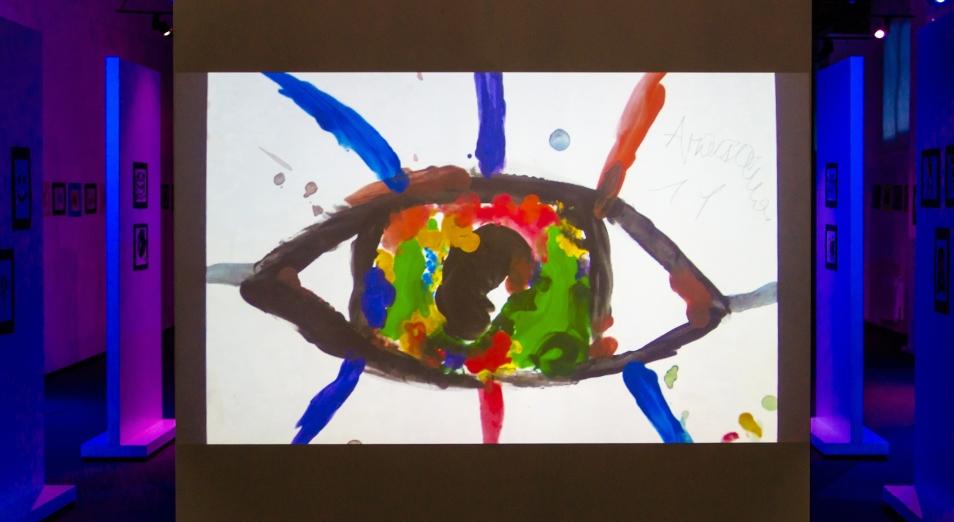 Увидеть руками, выставка, Искусство, незрячие люди, Open your eyes, Almaty Gallery