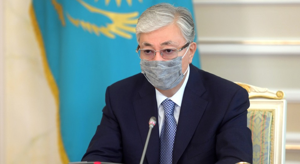 За что Токаев отругал правительство