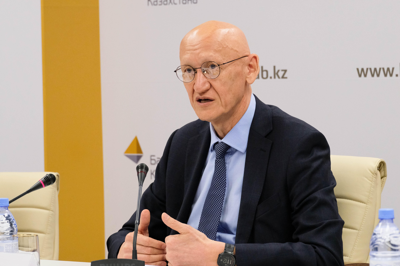 Болат Жамишев покидает пост главы БРК