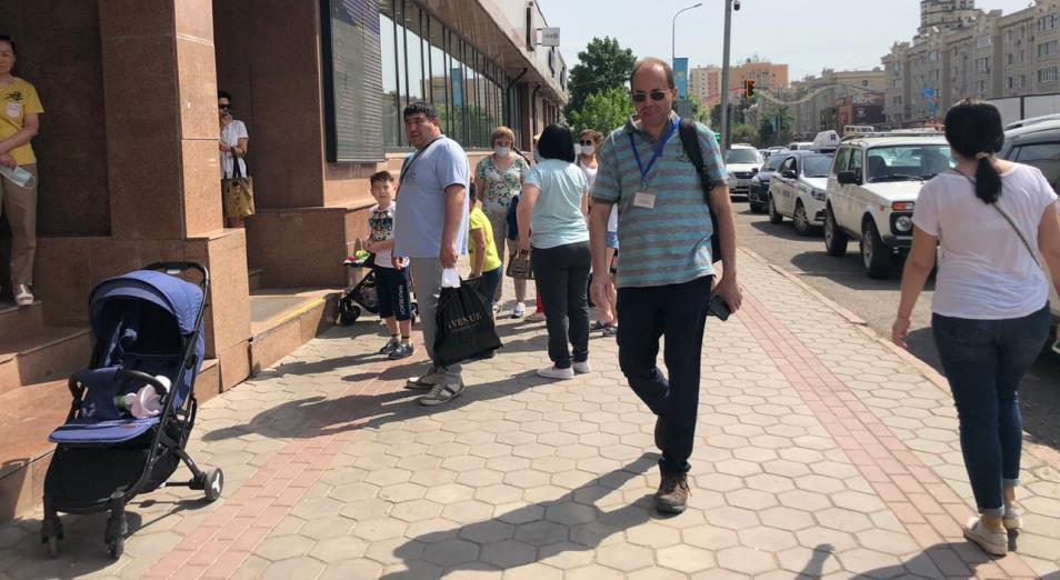 О ситуации по Covid-19 в столице сообщит глава управления здравоохранения