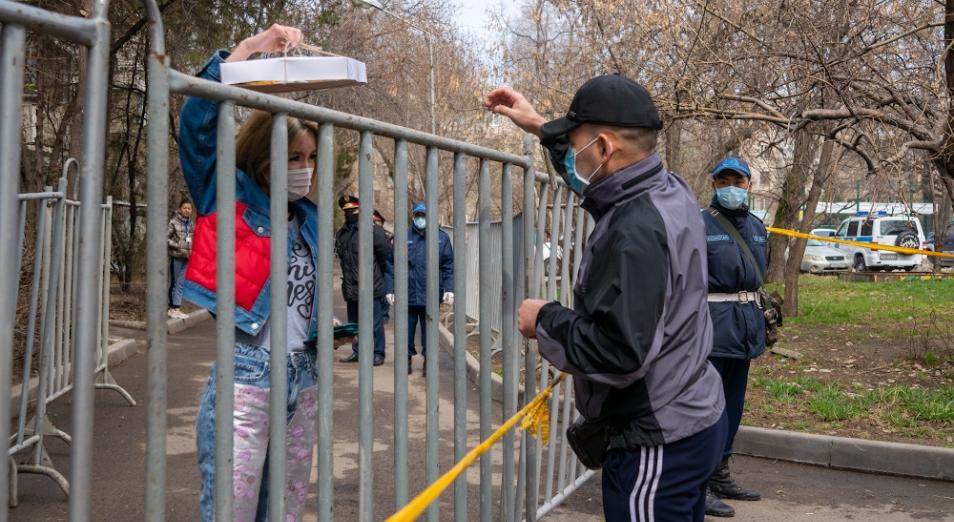 Ситуация с COVID-2019 в Казахстане на 13 мая