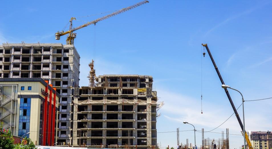 Строительство замедлило рост, строительство, жилье, Инфраструктура, Обрабатывающая промышленность, сельское хозяйство