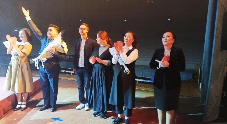 Театр оперы и балета им. Абая открыл 87-й театральный сезон премьерными постановками