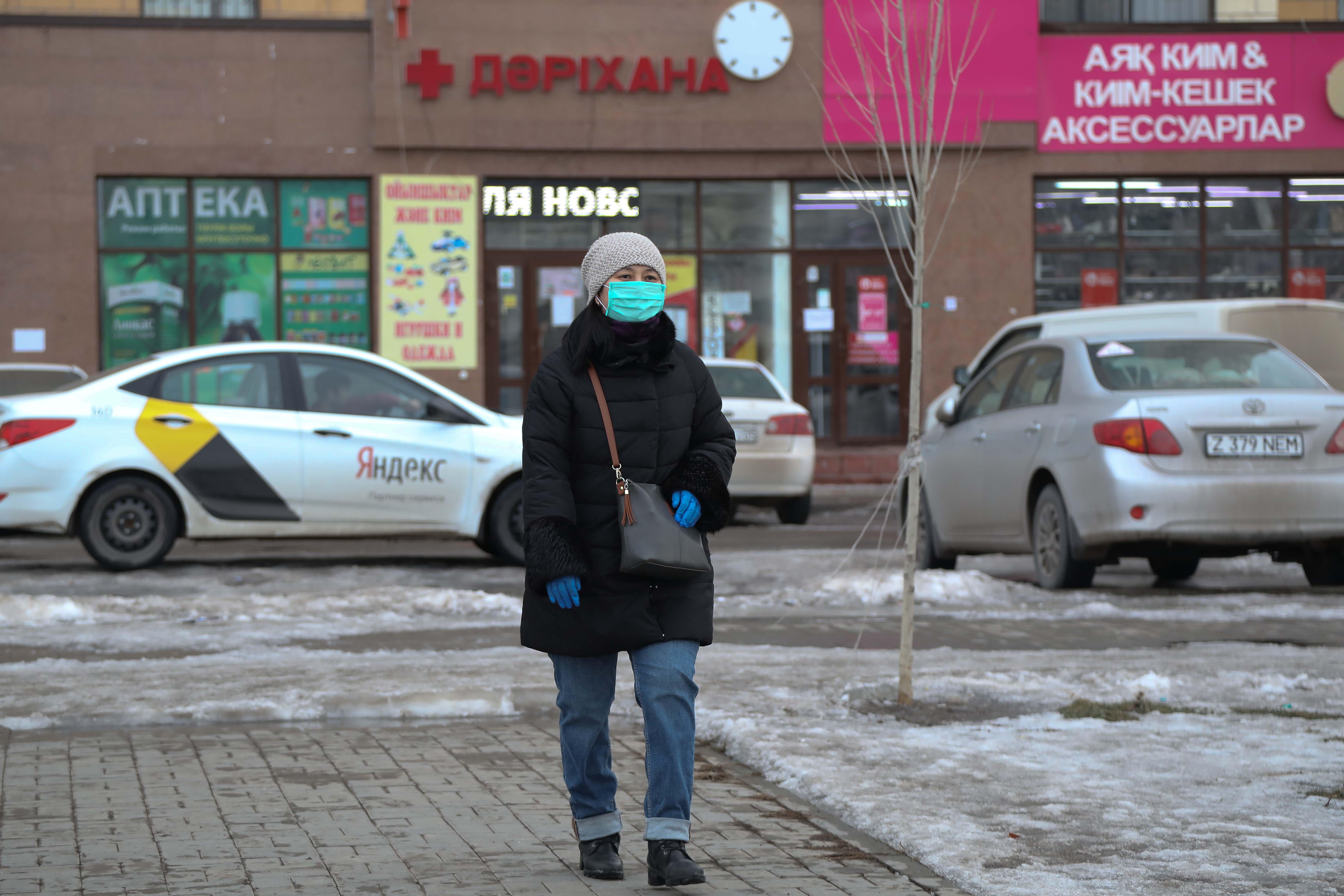 Коронавирус в Казахстане: число заболевших превысило 120 тысяч человек