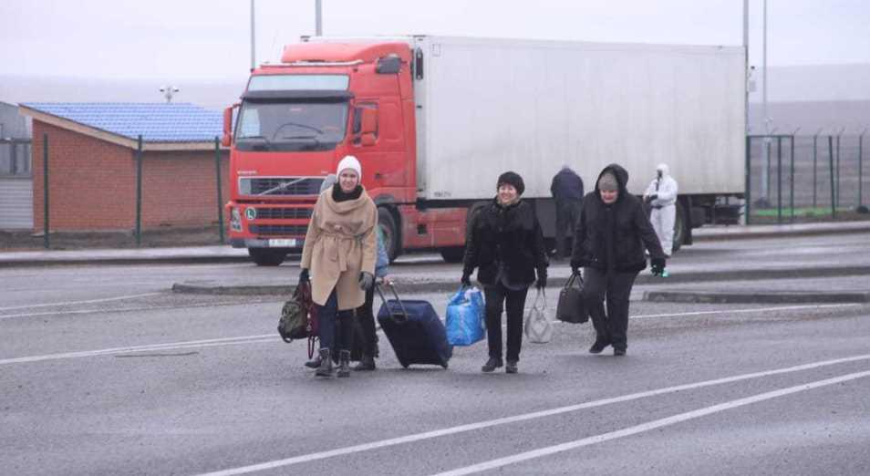 Заложники коронавируса на границе