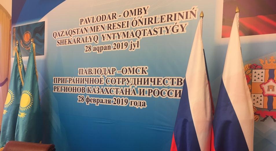 Омские бизнесмены пошли павлодарским путем, Омск, Павлодар, сотрудничество, бизнес, Туризм, торговля, экспорт, импорт