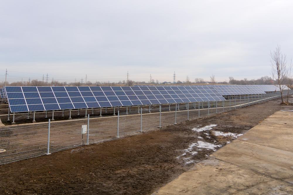 На аукционе ВИЭ в Казахстане установлена беспрецедентно низкая цена на солнечную генерацию