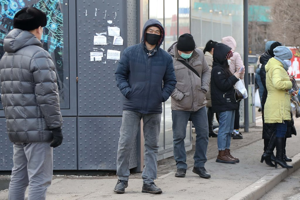 В воскресенье в Нур-Султане приостановят движение общественного транспорта