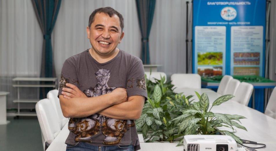 Серик Толукпаев: «Пандемия – шанс для человечества»